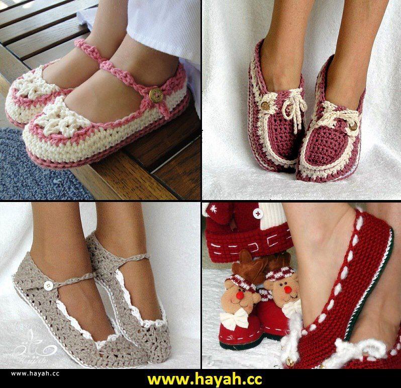 تعالو شوفو احلى تشكيلة احذية كروشيه للبنات hayahcc_1364650644_876.jpg