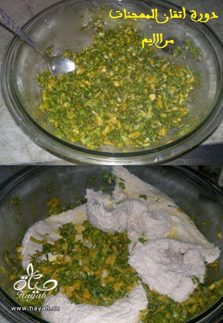 ,,دورة أتقان ألمعجنات,,الدرس الرابع,,طريقة عمل خبز اللحم,خبز عروق بالصور hayahcc_1364656862_100.png