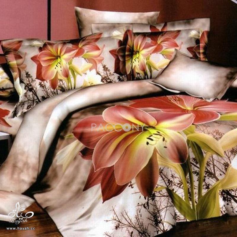 مفارش غرف نوم ثلاثية الابعاد روووعة - مفارش سرير hayahcc_1364696541_370.jpg