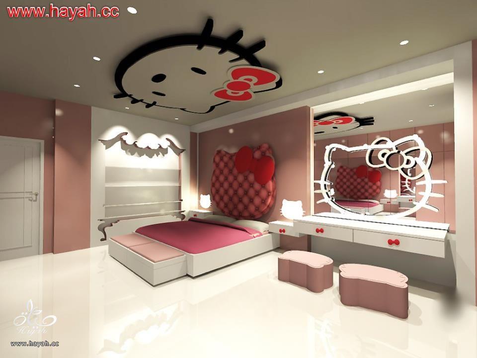ديكورات غرف نوم لمحبي هيلو كتي hello kitty room hayahcc_1364997715_795.jpg