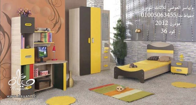 غرف نوم أطفال 2013- غرف نوم اطفال أخر شياكة -غرف نوم مميزة hayahcc_1365682658_166.jpg