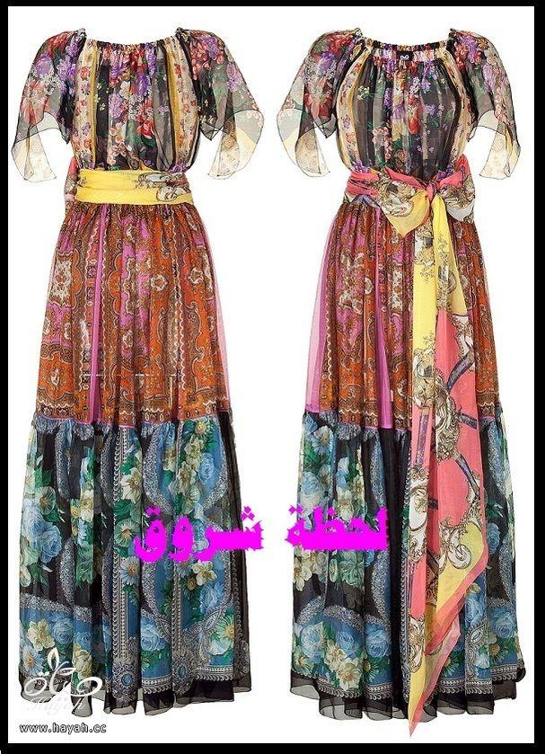 فساتين سهرة مميزة Evening Dresses ... hayahcc_1366441074_685.jpg
