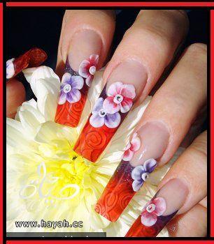 الورود والطبيعه في مناكير الربيع hayahcc_1367124866_550.jpg