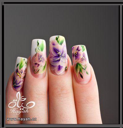 الورود والطبيعه في مناكير الربيع hayahcc_1367124866_907.jpg