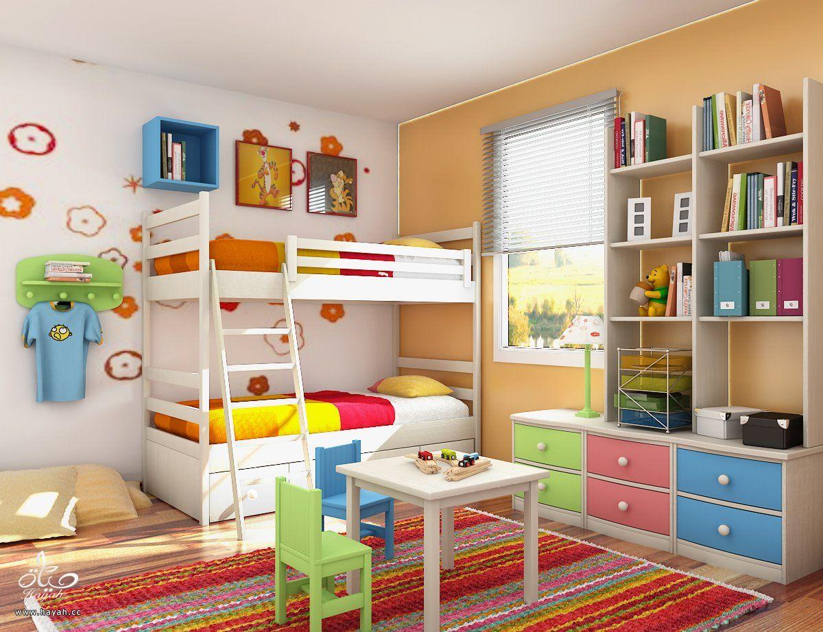 تصاميم غرف اطفال حديثة hayahcc_1367265771_732.jpg