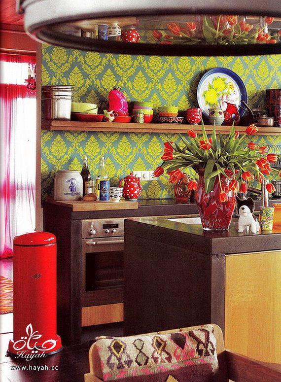 مجموعة متنوعة للمطابخ العصرية الملونة hayahcc_1367311594_394.jpg