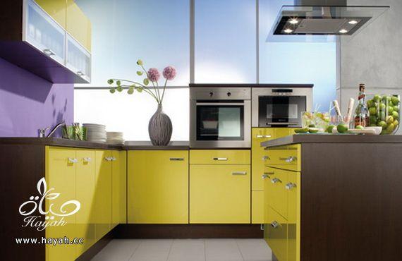 مجموعة متنوعة للمطابخ العصرية الملونة hayahcc_1367311598_926.jpg