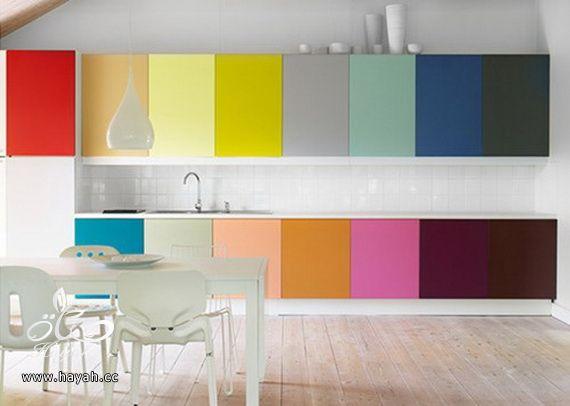 مجموعة متنوعة للمطابخ العصرية الملونة hayahcc_1367311601_646.jpg