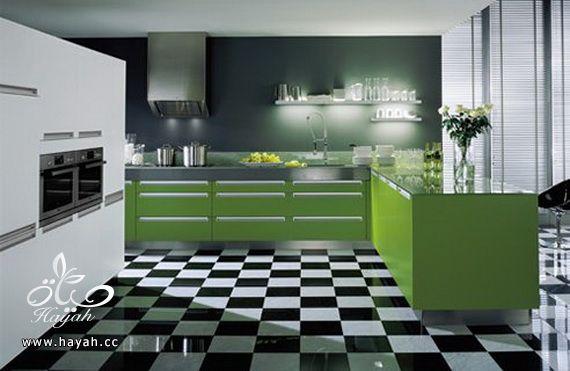 مجموعة متنوعة للمطابخ العصرية الملونة hayahcc_1367311609_222.jpg