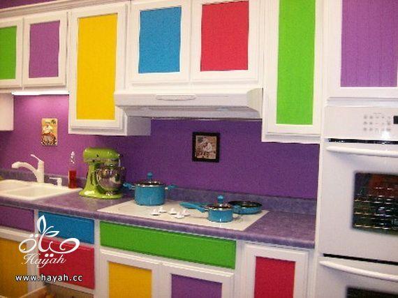 مجموعة متنوعة للمطابخ العصرية الملونة hayahcc_1367311612_534.jpg