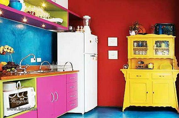 مجموعة متنوعة للمطابخ العصرية الملونة hayahcc_1367311751_224.jpg