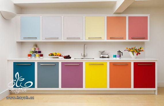 مجموعة متنوعة للمطابخ العصرية الملونة hayahcc_1367311766_818.jpg