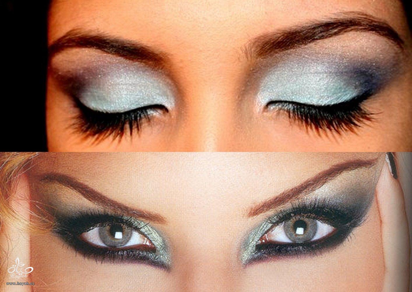 Макияж для миндалевидной формы глаз с пошаговым фото