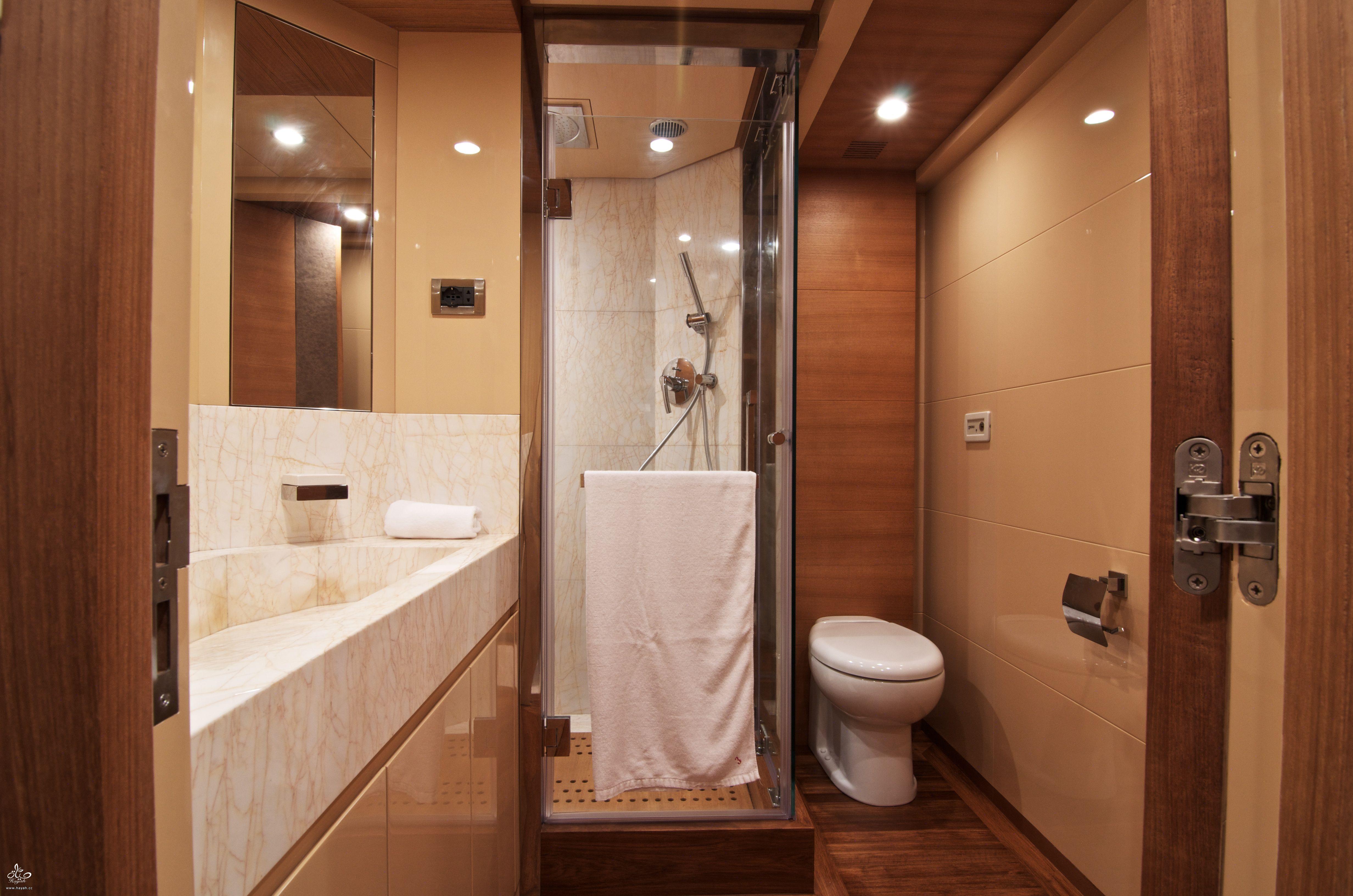 تصاميم حمامات امريكية تهبل