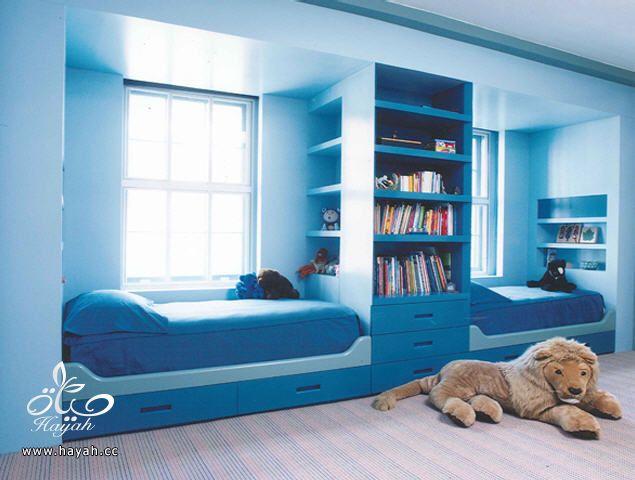 تصاميم غرف اولاد صغار تجنن hayahcc_1368789626_259.jpg