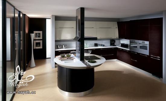 تصاميم للمطابخ الكبيره  تصاميم روعه للمطابخ  مطابخ مميزه  اروع المطابخ