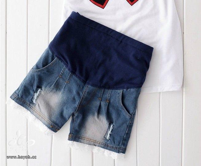 Шорты для беременных своими руками из джинсы