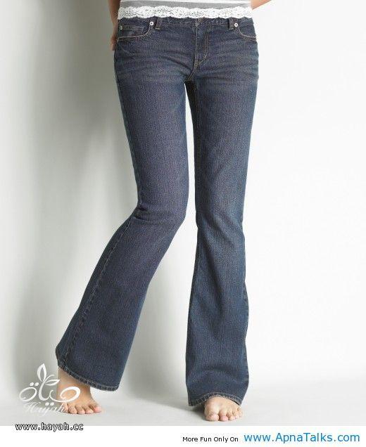 تشكيلة سراويل  جينز بناتيه جديده hayahcc_1369491042_114.jpg