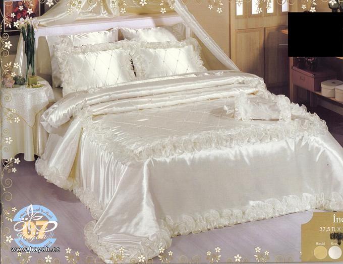 اجمل مفارش غرف النوم