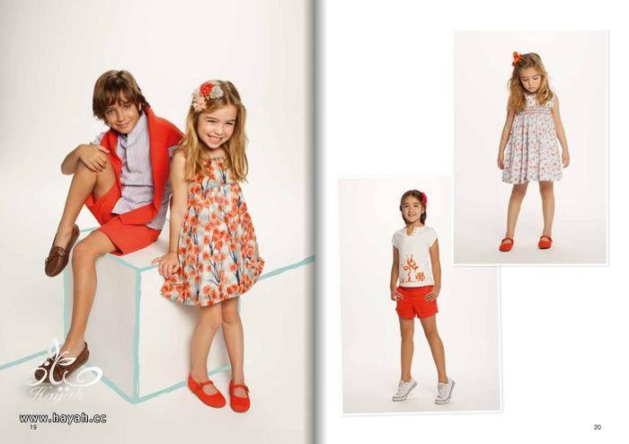 d78a2a0ed مجموعة ملابس اطفال زينة 2014,ملابس اطفال روعه 2014