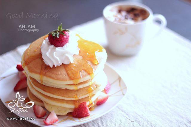 Pan Cake بان كيك منزلي لذيذ يمي يمي hayahcc_1370713031_219.jpg