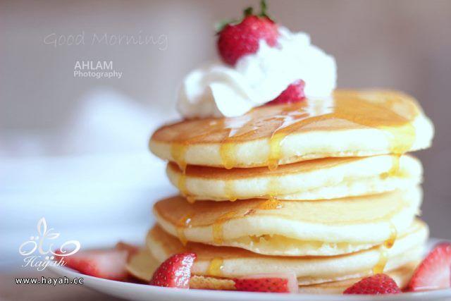 Pan Cake بان كيك منزلي لذيذ يمي يمي hayahcc_1370713031_426.jpg