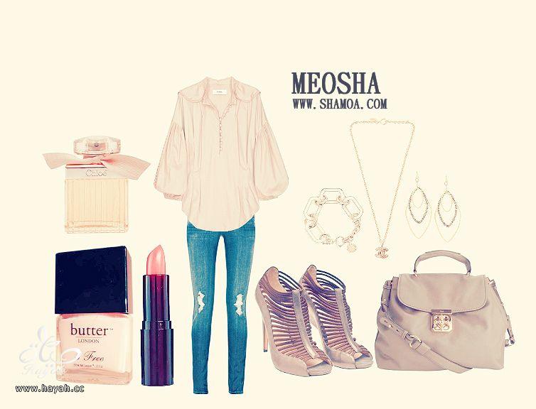 fashion tipsاهم 6 قاعدات لتنسيق الازياء hayahcc_1370858921_187.jpg