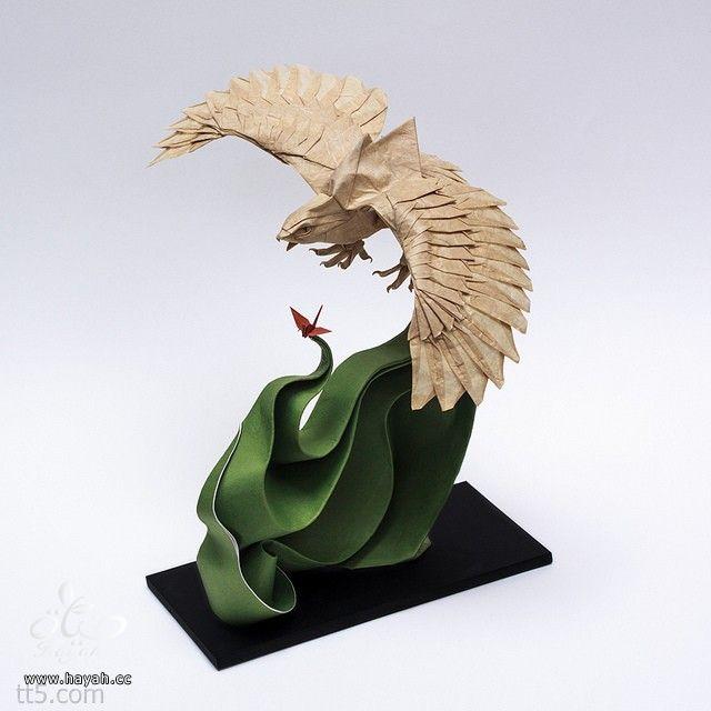 ابداع فن الاوريغامي الياباني hayahcc_1371856693_887.jpg
