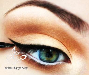 مكياج عيون طبيغي للصباح والمساء بالخطوات .. hayahcc_1372269956_409.jpg