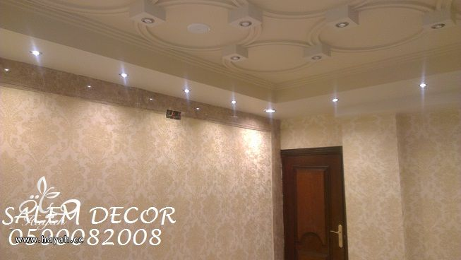 افكار رائعة لديكور الجدران - افكار راقية لدهانات الجدران - دهانات الجزيرة hayahcc_1374500450_538.jpg