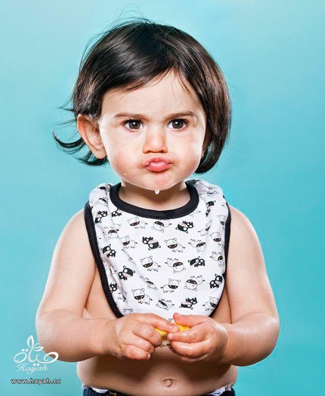 اطفال یتذوقون اللیمون hayahcc_1377010871_123.jpg
