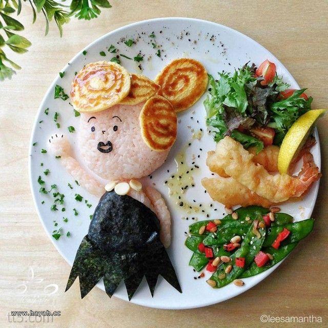 أطباق بلمسة فنية من أم لأبنتها hayahcc_1382653642_686.jpg