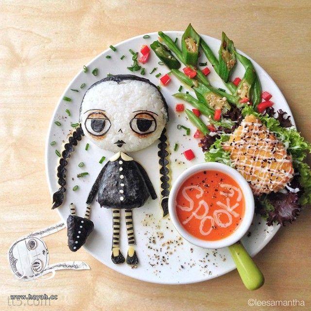 أطباق بلمسة فنية من أم لأبنتها hayahcc_1382653643_603.jpg