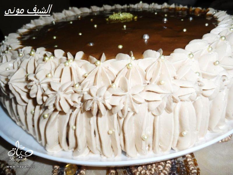 تورتة النسكافيه من مطبخ الشيف مونى بالصور hayahcc_1385111098_666.jpg