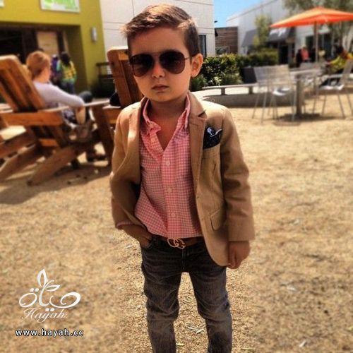 اجمل طفل في العالم تستخدمه اكبر شركات الموضة hayahcc_1385340573_376.jpg