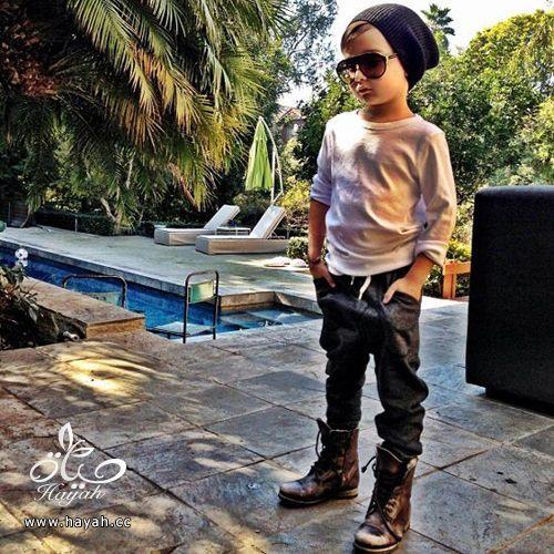 اجمل طفل في العالم تستخدمه اكبر شركات الموضة hayahcc_1385340573_651.jpg
