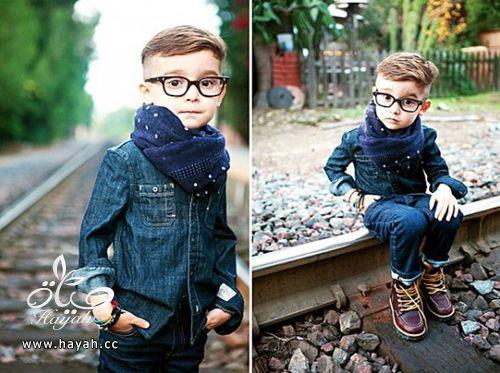 اجمل طفل في العالم تستخدمه اكبر شركات الموضة hayahcc_1385340574_214.jpg