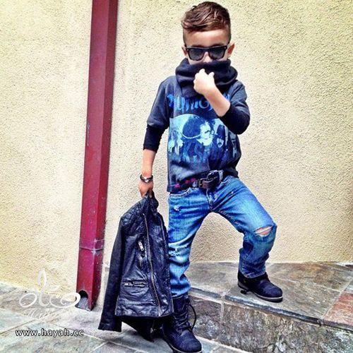 اجمل طفل في العالم تستخدمه اكبر شركات الموضة hayahcc_1385340574_943.jpg