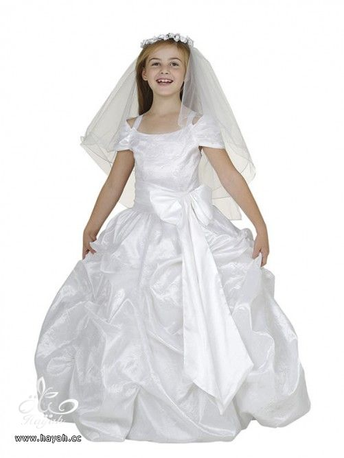 الحقى بنوتتك الصغيره - ملابس زفاف للاطفال - ملابس اعراس وزواجات للبنات والاطفال hayahcc_1387467601_264.jpg