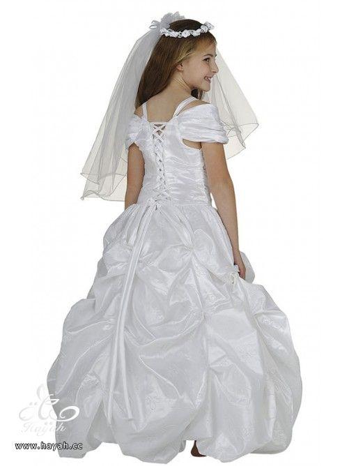 الحقى بنوتتك الصغيره - ملابس زفاف للاطفال - ملابس اعراس وزواجات للبنات والاطفال hayahcc_1387467601_476.jpg
