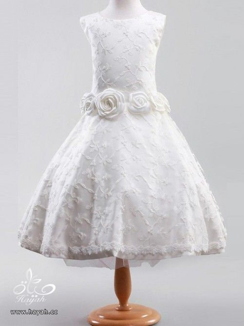 الحقى بنوتتك الصغيره - ملابس زفاف للاطفال - ملابس اعراس وزواجات للبنات والاطفال hayahcc_1387467602_774.jpg