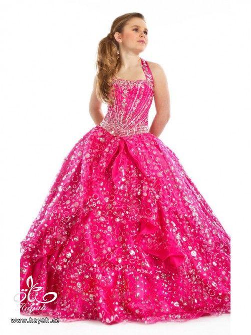 الحقى بنوتتك الصغيره - ملابس زفاف للاطفال - ملابس اعراس وزواجات للبنات والاطفال hayahcc_1387467603_324.jpg