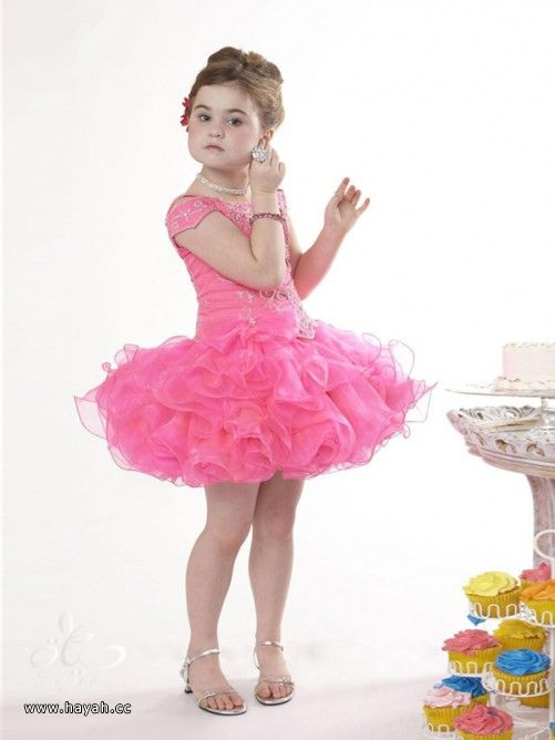 الحقى بنوتتك الصغيره - ملابس زفاف للاطفال - ملابس اعراس وزواجات للبنات والاطفال hayahcc_1387467605_250.jpg