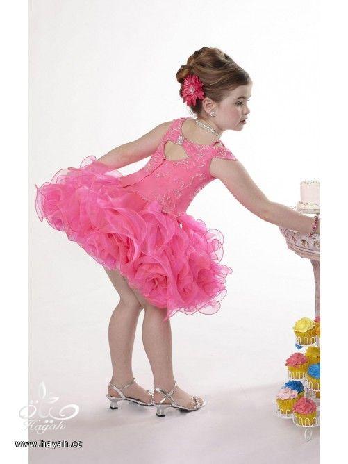 الحقى بنوتتك الصغيره - ملابس زفاف للاطفال - ملابس اعراس وزواجات للبنات والاطفال hayahcc_1387467605_379.jpg