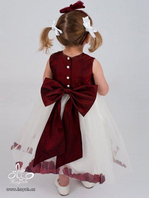 الحقى بنوتتك الصغيره - ملابس زفاف للاطفال - ملابس اعراس وزواجات للبنات والاطفال hayahcc_1387467606_526.jpg