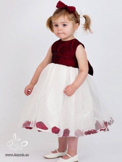 الحقى بنوتتك الصغيره - ملابس زفاف للاطفال - ملابس اعراس وزواجات للبنات والاطفال hayahcc_1387467607_993.jpg