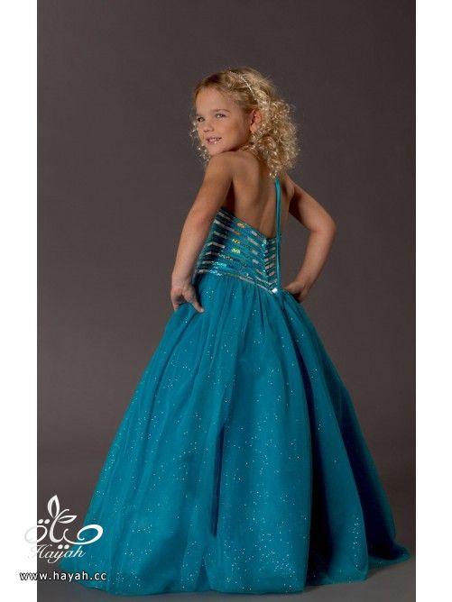 الحقى بنوتتك الصغيره - ملابس زفاف للاطفال - ملابس اعراس وزواجات للبنات والاطفال hayahcc_1387467774_573.jpg