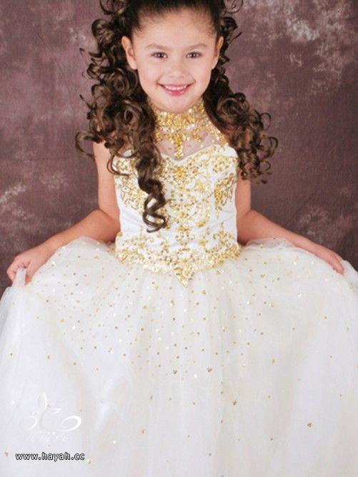 الحقى بنوتتك الصغيره - ملابس زفاف للاطفال - ملابس اعراس وزواجات للبنات والاطفال hayahcc_1387467775_594.jpg