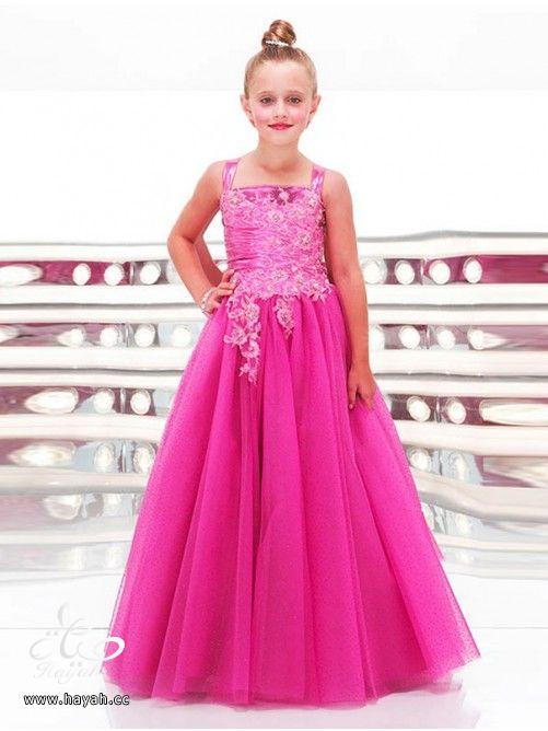الحقى بنوتتك الصغيره - ملابس زفاف للاطفال - ملابس اعراس وزواجات للبنات والاطفال hayahcc_1387467777_933.jpg