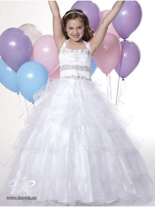 الحقى بنوتتك الصغيره - ملابس زفاف للاطفال - ملابس اعراس وزواجات للبنات والاطفال hayahcc_1387467778_739.jpg